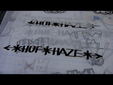 HUF x HAZE