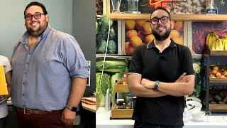 How This Man Lost 300 Pounds Going to the Supermarket