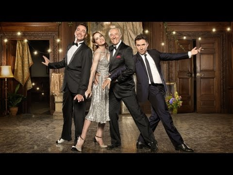 http://www.bbc.co.uk/strictly See Craig Revel Horwood, Darcey Bussell, Len Goodman and Bruno Tonioli as they get in mood for Strictly Come Dancing 2012. They...