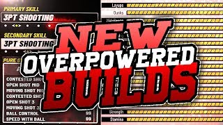 CREATE THESE *NEW* OVERPOWERED PLAYER BUILDS NOW BEFORE 2K PATCHES IT! BEST BUILDS IN NBA 2K19!