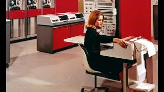IBM System 360 Mainframe Computer History Archives 1964 SLT, Course # CH-08