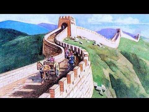 Китайская стена – великое заграждение от китайцев