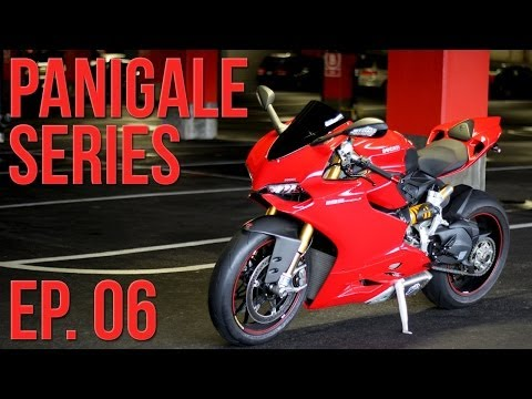 Panigale Series - Episode 6 - Ducati Highway Ride
