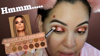 LAURA LEE L.A. NUDIE PATOOTIE Palette | Review + Demo