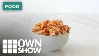 Smoked Paprika Popcorn, A Savory Treat | #OWNSHOW | Oprah Online