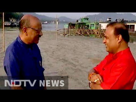 'Rahul Gandhi acts like God': Assam BJP's Himanta Biswa Sarma