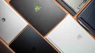 The BEST Laptops of 2018!