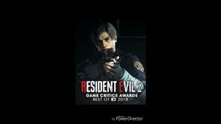 Resident Evil 2 Remake game play