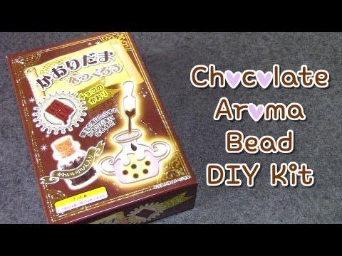 Squishy Making Kit : Chocolate Aroma Bead Kit