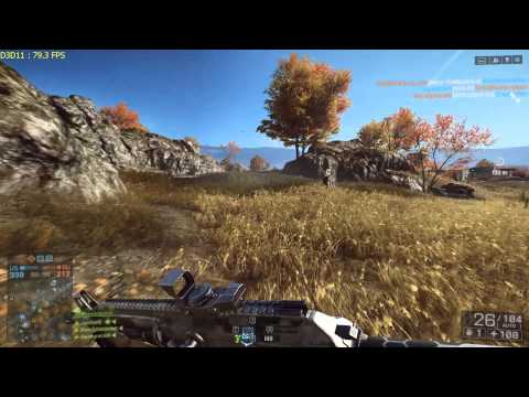 BF4 na GTX 980, no mapa mais lindo  do jogo
