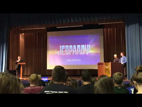 Rockville Jr/Sr High School's Jeopardy Game Show ( Part 2)