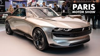 Peugeot Drops Awesome Looking Concept: E-Legend - Carfection