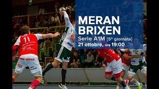 Serie A1M [5^]: MERAN - BRIXEN 31-28