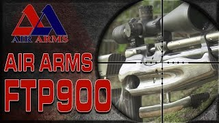 Field Target Shooting - FTP900 Detailed Review with Nick Jenkinson