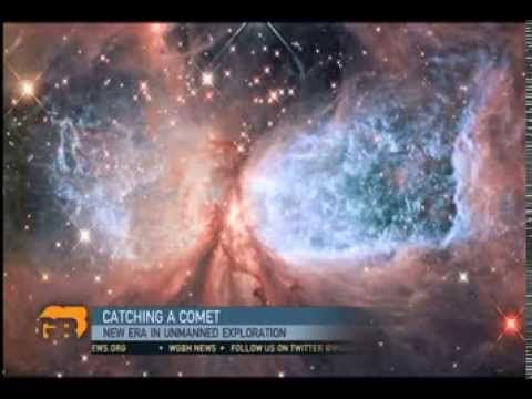 Comet-Chasing Spacecraft Rosetta Wakes Up
