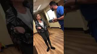 Gainesville doctor cusses out patient