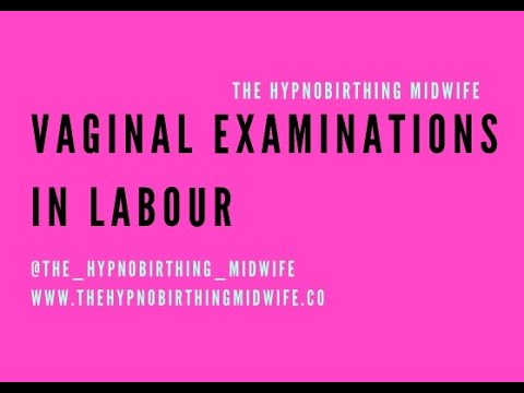 Vaginal Examinations in Labour - Pros and Cons thumbnail