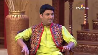 Comedy Nights With Kapil - Falguni, Tabu & Shahid - 4th October 2014 - Full Episode(HD)
