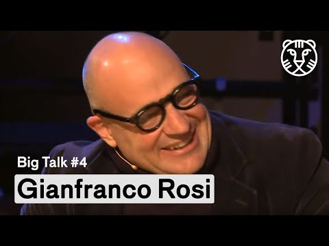 Big Talk #4: Gianfranco Rosi (Sacro GRA)