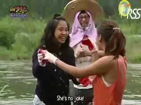 Song Jihyo vs Lee Hyori [eng]