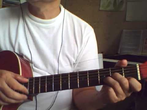 Плот (Ю. Лоза ) Аккорды на гитаре