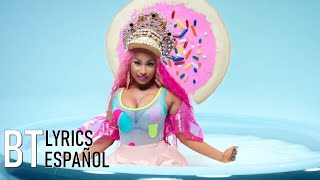 Nicki Minaj Good Form Ft Lil Wayne Español Audio Official