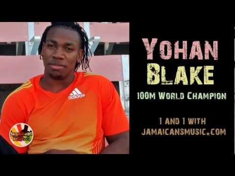 Interview with Yohan Blake