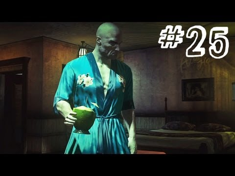 Hitman Absolution Gameplay Walkthrough Part 25 - Attack of the Saints - Mission 14
