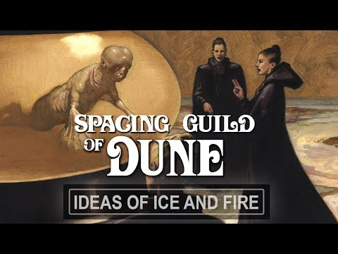 In the Dune universe, the spacing Guild possesses exclusive access to faster-than-light space travel. Through the use of a special craft known as a Highliner, The Guild obtains these speeds...