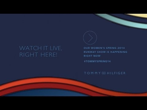 Livestream: #TommySpring14