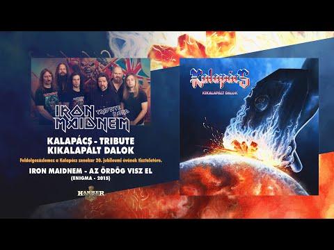 Iron Maidnem - Ördög visz el (Kalapács) hivatalos audio / official audio