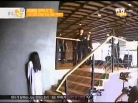 [subbed] 110801 Teen Top Hidden Camera - When They See A Ghost video