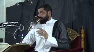 ميثم التمار .. محفل ربيع القلوب القرآني……
