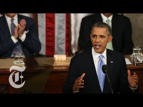 State of the Union 2014 Address: Obama on Foreign Policy | The New York Times