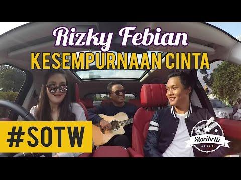 Luna Maya - Rizky Febian, Selebriti On The Way Part #1
