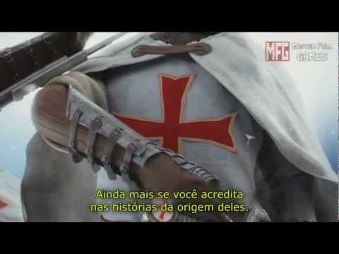 Trailer Legendado Assassin\'s Creed 3 - Desmond Trailer