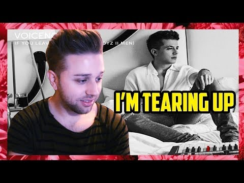 CHARLIE PUTH - IF YOU LEAVE ME NOW FEAT. BOYZ II MEN (OFFICIAL AUDIO) (REACTION)