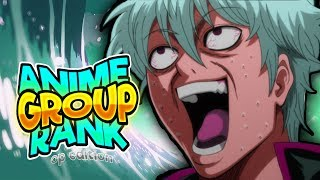 "Top 100 ""Big"" Shounen Anime Openings (Group Rank)"