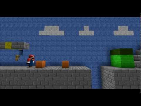 Mario without Mods, Texture Packs or Added Music