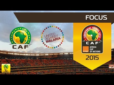 United Against Malaria - Orange Africa Cup of Nations, EQUATORIAL GUINEA 2015