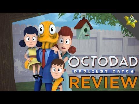 Octodad: Dadliest Catch REVIEW!