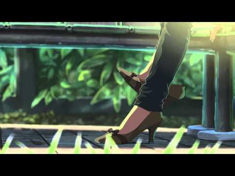 "Makoto Shinkai's ""The Garden Of Words"""