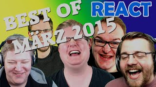 REACT: Best of März 2015