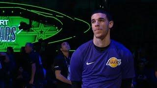 Team USA Introduction / Team World vs Team USA / 2018 NBA Rising Stars Game