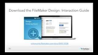 FileMaker inc - Case study