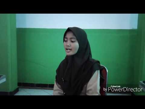 Suara merdu anak smp nyanyi lagu Indonesia jaya # eka
