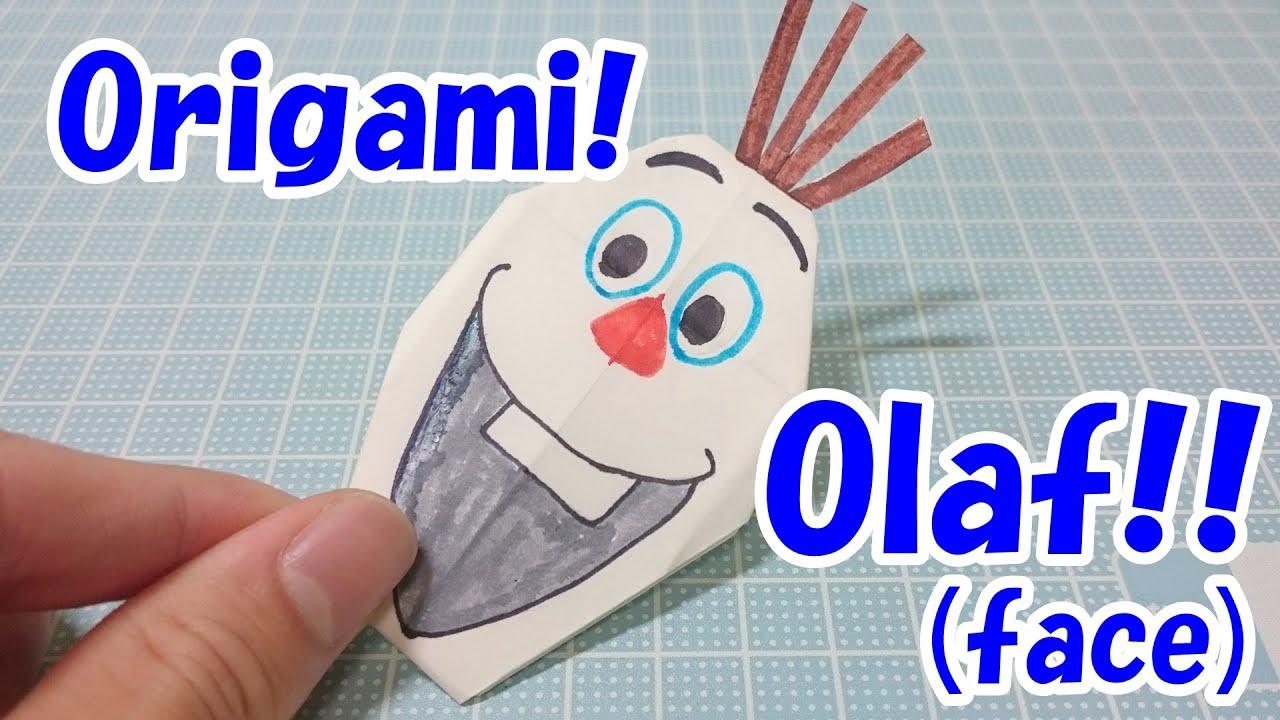 すべての折り紙 キャラクター簡単折り紙 : みませんか?キャラクター ...