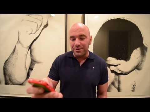 Dana White UFC 160 Vlog Day 1
