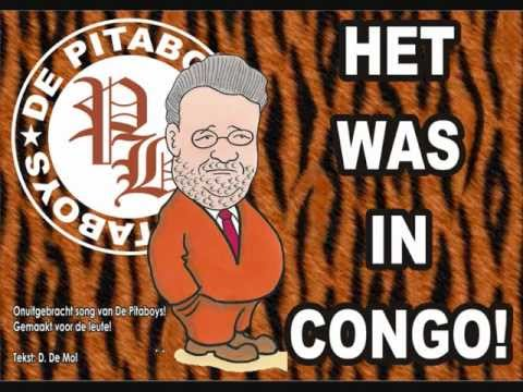 De Pitaboys - Het was in Congo.wmv