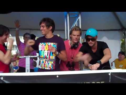 Avicii/Tim Berg, Norman Doray, Sebastien Drums - Tweet It ['Together' Mashup @ 2010]